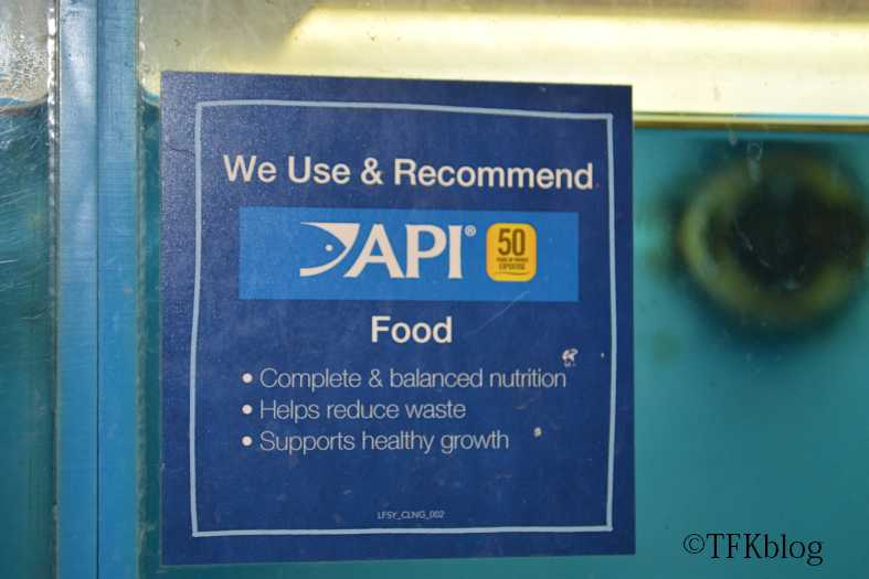 PetSmart recommends API food